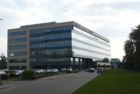 Budynek biurowy WIŚNIOWY BUSINESS PARK F