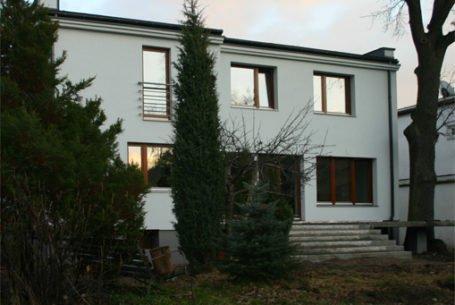 Przebudowa domu w Aninie