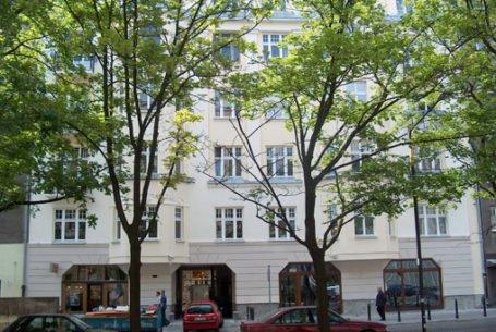 Modernizacja kamienicy w centrum Warszawy