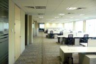 Wnętrza biur ABN AMRO