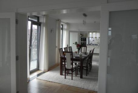 Przebudowa mieszkania w Warszawie
