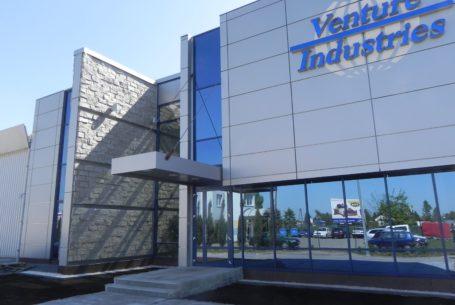Siedziba firmy Venture Industries