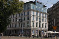 Budynek Renaissance Mokotowska / pl. Zbawiciela