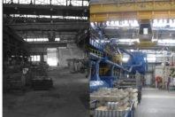 Modernizacja zakładu produkcyjnego VENTURE INDUSTRIES