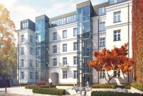 Modernizacja budynków na warszawskiej Pradze